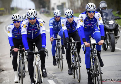 Giro: Quatre Belges avec Quick-Step Floors