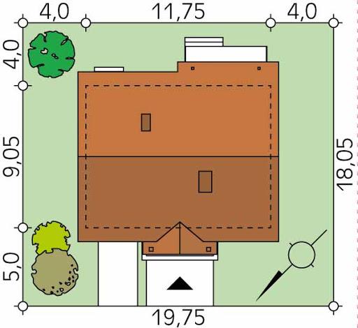 Agatka 2 CE - Sytuacja