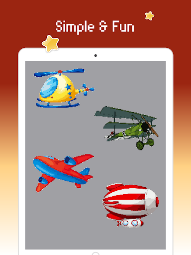 Airplanes coloring pages : Jets color book 1.3 screenshots 10
