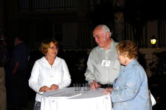 Photo: Noni Kreutz, wife of Ken Kreutz, Troy and Roberta Lemons