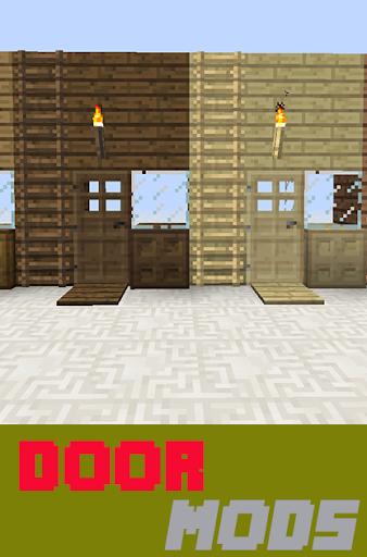 Door Mods For MCPE
