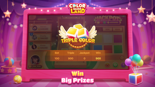 Color Game Land  screenshots 2