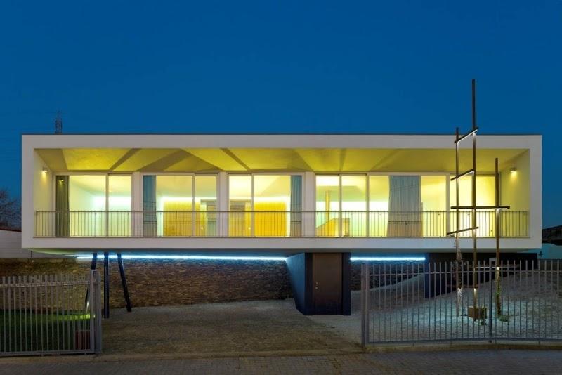 Casa en Sobral - Nelson Resende Arquitecto