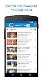 screenshot of Smart Search & Web Browser – light & fast engine