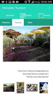 Wolseley Tourism - náhled