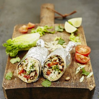 White Chicken Burrito Recipes