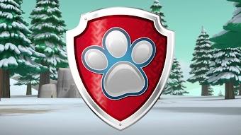 Pups and the Big Freeze/Pups Save a Basketball Game