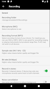 ASR Free MP3 voice and audio recorder 95 (Pro)