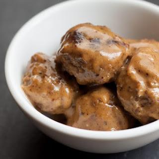 Gluten-Free Swedish Meatballs (Köttbullar)