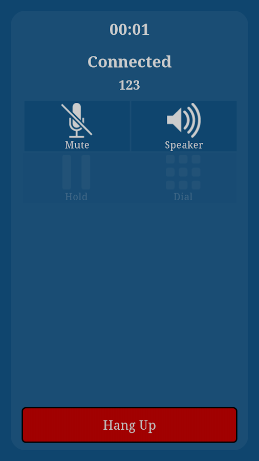 gPlex Dialer Lite- screenshot