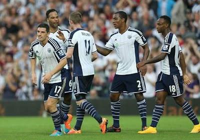 Premier League: West Brom se paie le champion