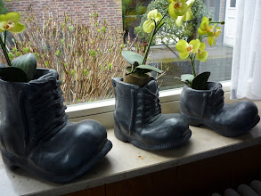 "Photo: .......wandelschoenen  '' nieuwe stijl ""................"