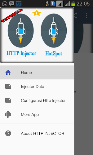 Download HTTP INJECTOR UPDATE TUTORIAL APK latest version
