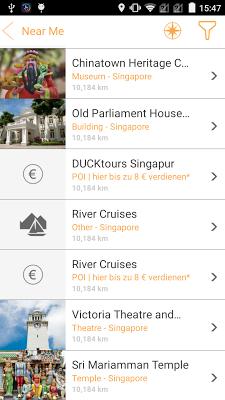 Singapore Travel Guide–Tourias - screenshot
