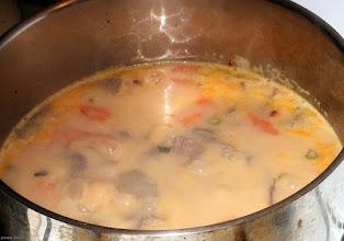 Photo: Zupa z płucek 17