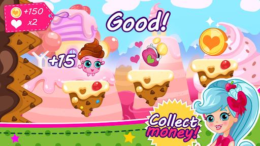 玩免費街機APP|下載Sweet jump: adventure shopkins app不用錢|硬是要APP