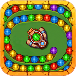Jungle Marble Blast 2 Icon