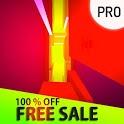 Fire Free Fall Pro icon