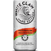 Canned White Claw Watermelon