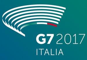 Logo G7 2017 Taormina