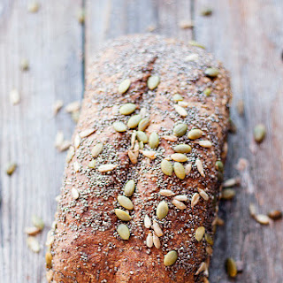 Seeded Whole Wheat Bread.