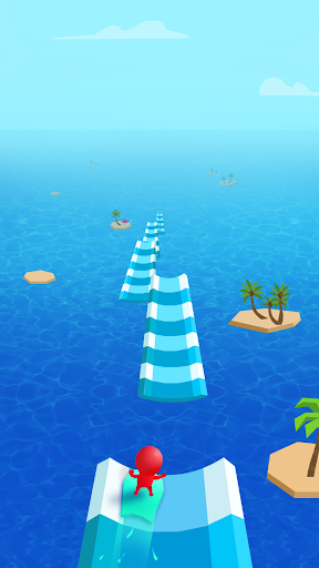 Water Race 3D: Aqua Music Game  screenshots 4