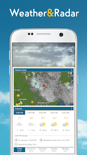 Download Weather & Radar For PC Windows and Mac apk screenshot 1