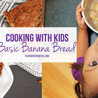 Basic Banana Bread.
