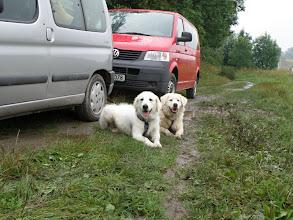Photo: Elinka a Anička máme to za sebou