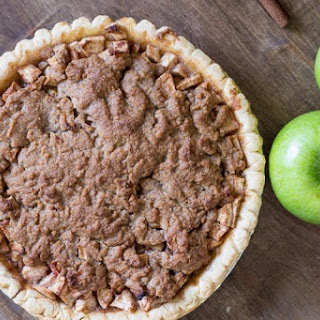 Our Favorite Dutch Apple Pie