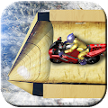 Impossible Mega Ramp Moto Bike Rider: Superhero 3D APK