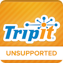 TripIt: Unsupported Version icon