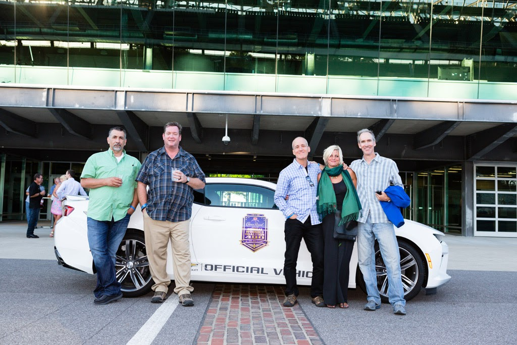 Superior scaffold races into indianapolis for the saia for Cherry hill motor vehicle inspection