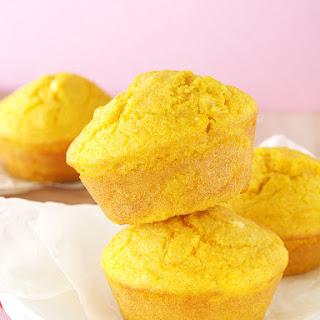 Southern Style Cornbread Muffins.
