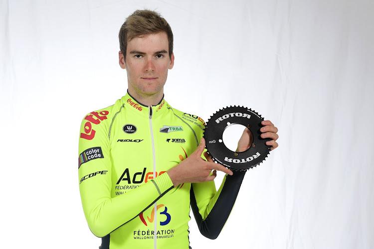 Julien Mortier (Wallonie-Bruxelles) compare les salaires des stars du cyclisme avec les autres