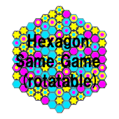 Hexagon Same Game