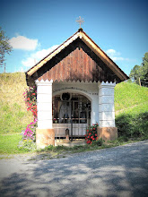 Photo: Kapelle am Weg zum Gehoeft Hochreiter,Mainhartsdorf-Oberwölz
