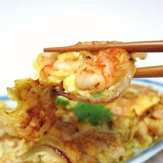 Prawns Omelette 虾仁炒蛋