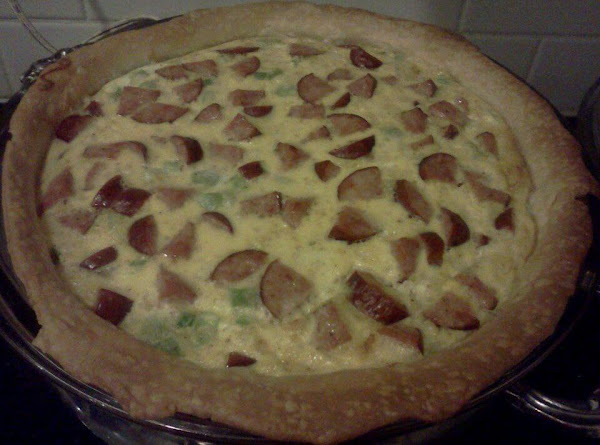 Touch Of Cajun Quiche Recipe