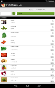 Grocery List Maker Shop Helper screenshot 6