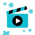 YouCam Cut – Easy Video Editor & Movie Maker icon