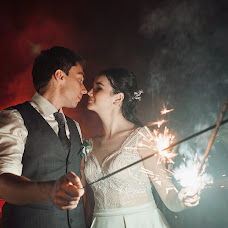 Wedding photographer Roman Gorelov (hellsmile). Photo of 30.10.2018