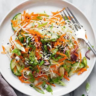 Spring Roll Noodle Salad Recipe