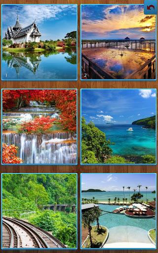 タイのジグソーパズル