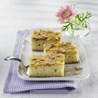 Butter and Almond Cake.