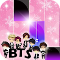 BTS - ON Piano Tiles 2020 icon