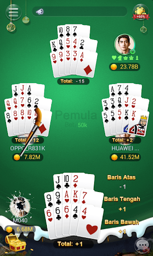 Capsa Susun ( Free & Casino ) 2.5.5 screenshots 10