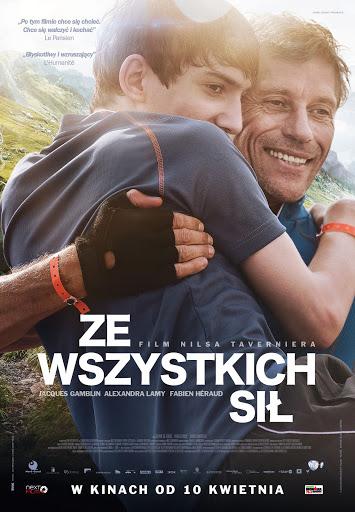 Polski plakat filmu 'Ze Wszystkich Sił'