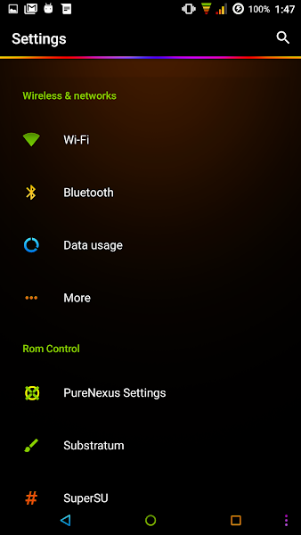 [Substratum] Neon Colors Theme v4.9 [Patched]