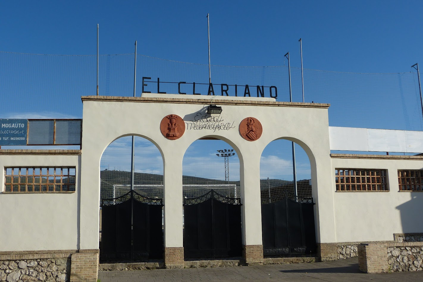 Ontinyent CF El Clariano